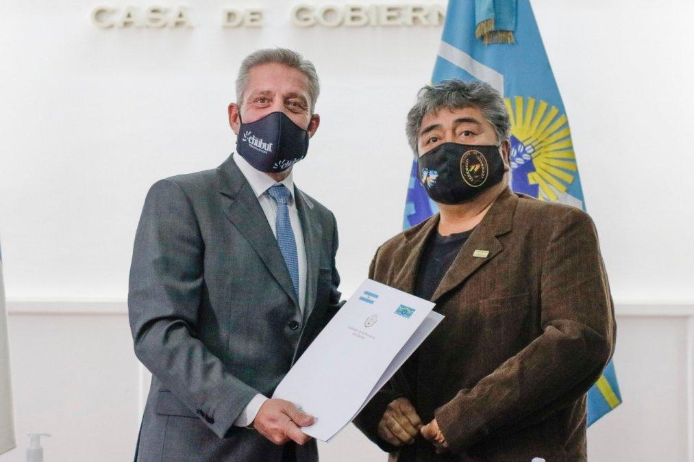 El Gobierno del Chubut trabaja en el cumplimiento de la Ley XVIII N°76