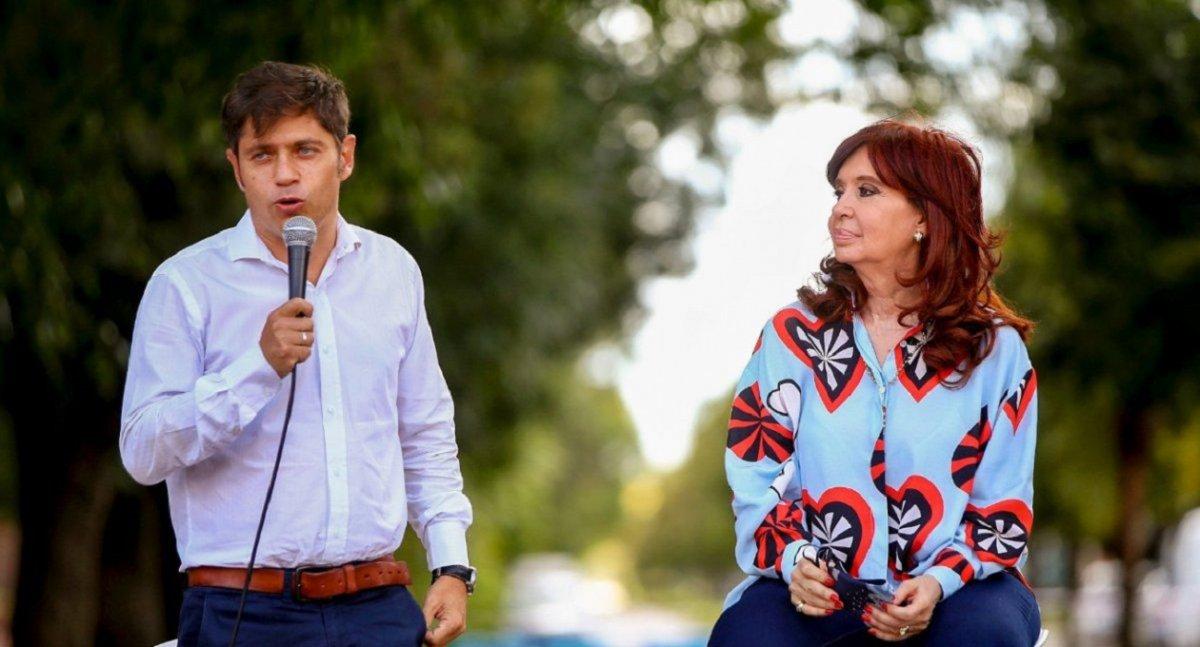 Confirmaron el sobreseimiento de Cristina Kirchner y Axel Kicillof en la causa Dólar Futuro