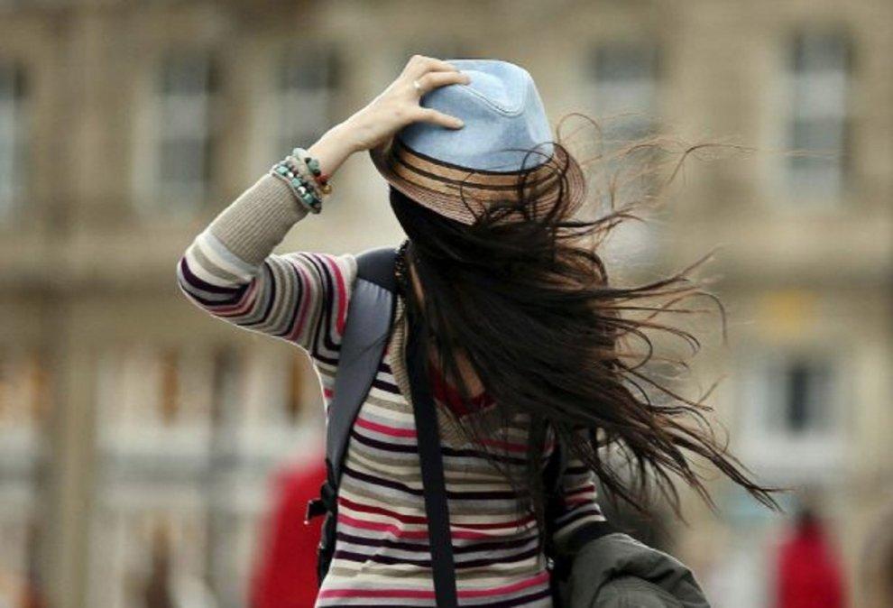 Según el SMN el martes será un día ventoso