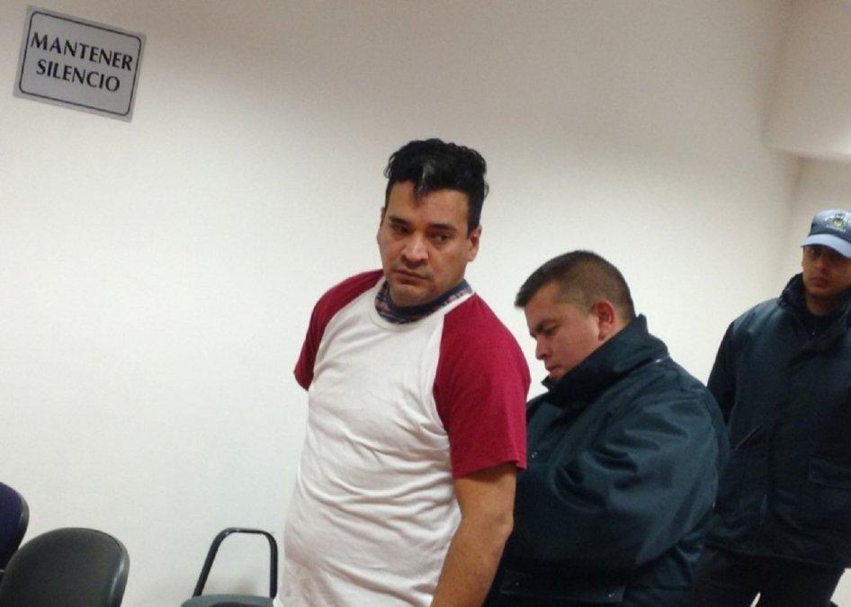 Samuel Alberto Alcalá es el único imputado comienza juicio por el femicidio de Lorena Piedras.