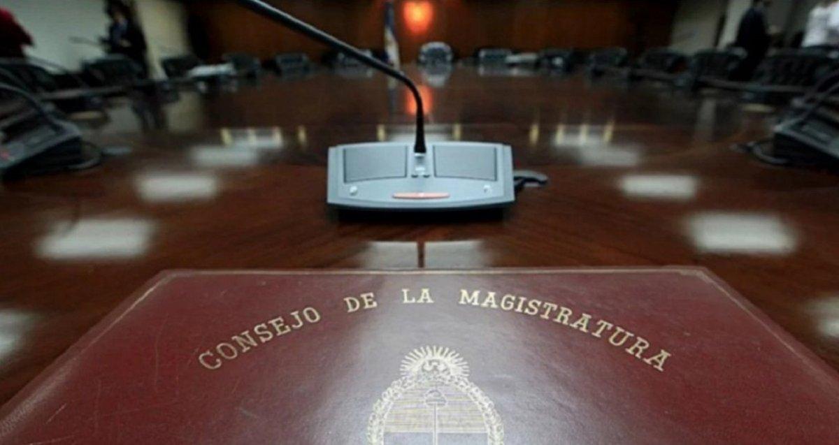 A las 19 hs se realizará un reconocimiento a los primeros integrantes del Consejo de la Magistratura