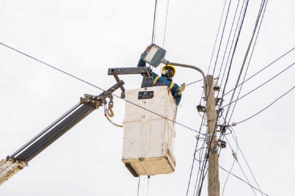 El corte de energía solo se llevará a cabo en el Sistema Acueductos en la localidad de Sarmiento.