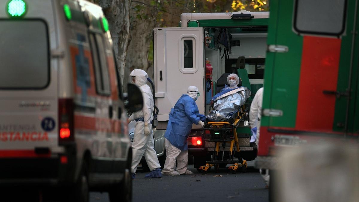 Reportaron 516 muertes y 25.495 nuevos casos de coronavirus en las últimas 24 horas.