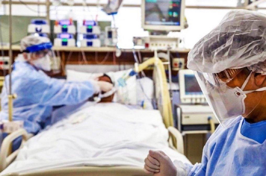 Coronavirus en Argentina: Casi el 60% de los internados en terapia intensiva son menores de 60 años.