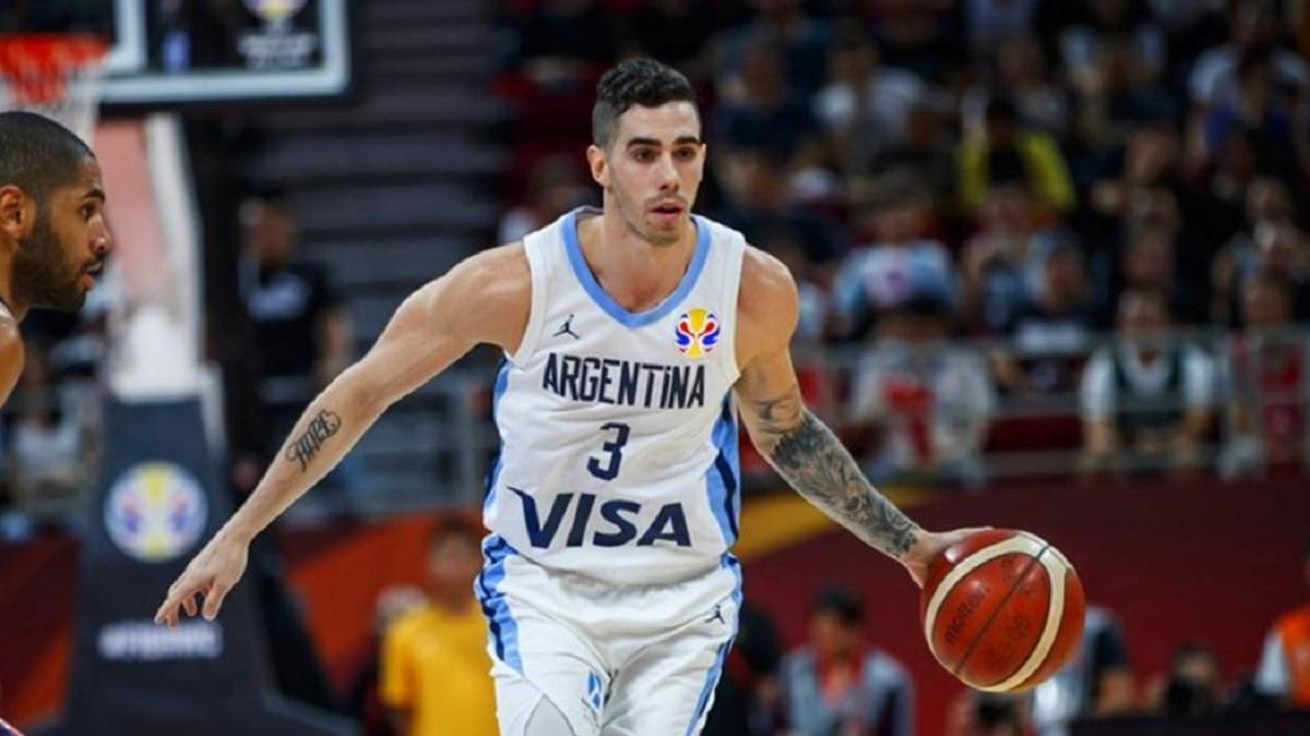 Luca Vildoza podría seguir su carrera en New York Knicks.