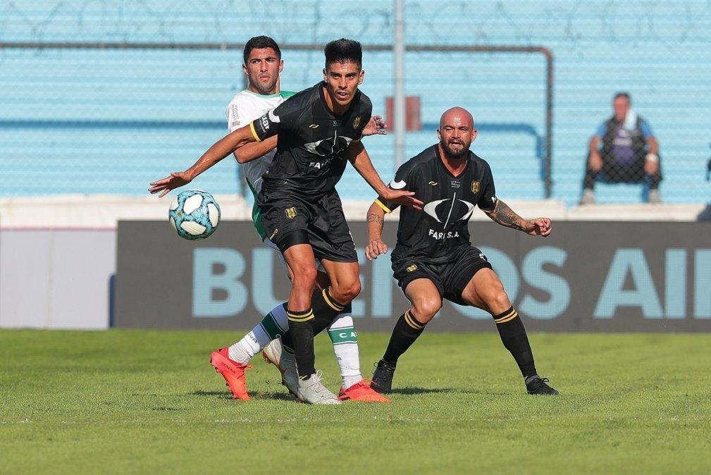 Deportivo Madryn perdió 1-0 con Banfield y quedó eliminado de la Copa Argentina.