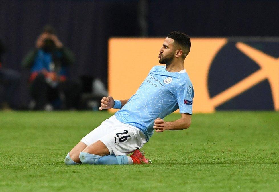 Manchester City se lo dio vuelta al PSG y se quedó con la ida.