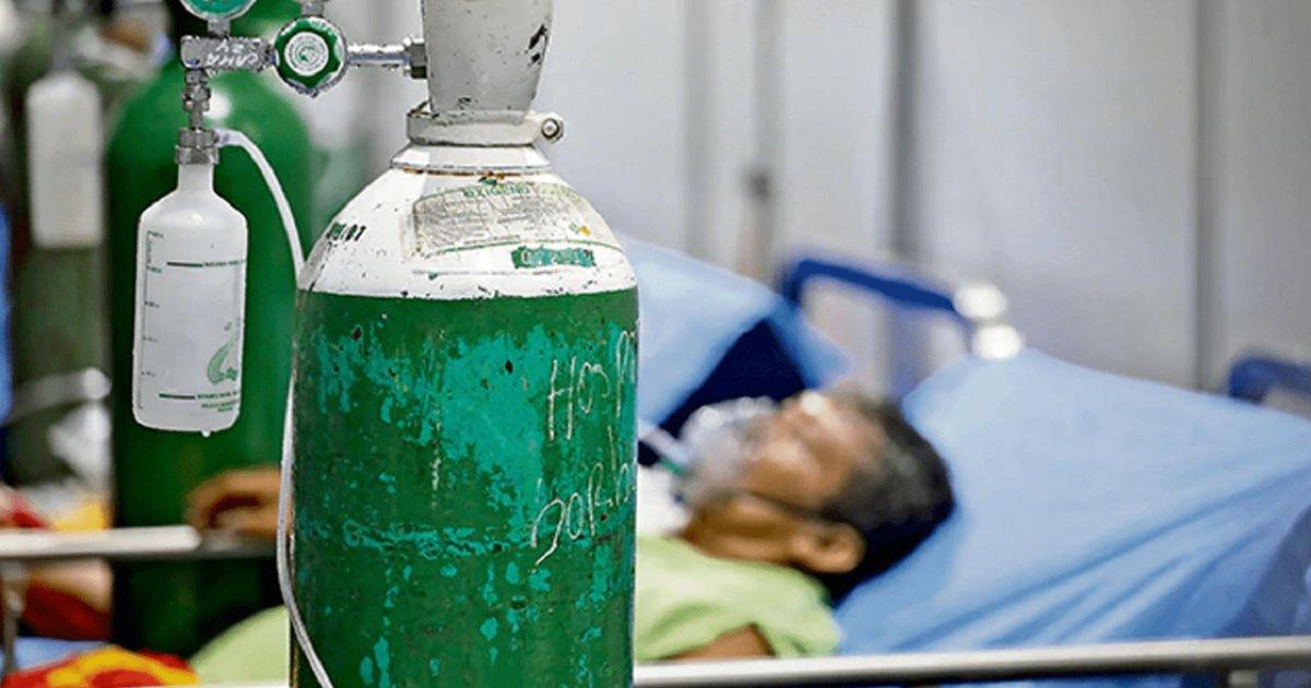 Mendoza está en alerta por la falta de oxigeno en las distribuidoras.