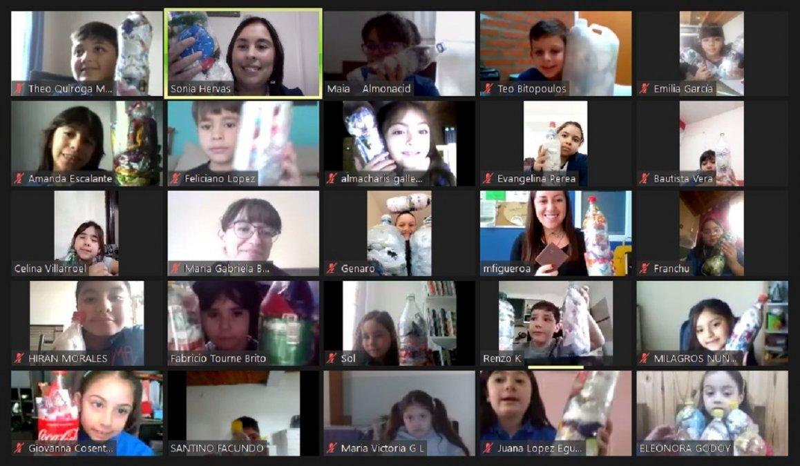 Urbana inicia su ciclo de charlas online para estudiantes de Comodoro Rivadavia.