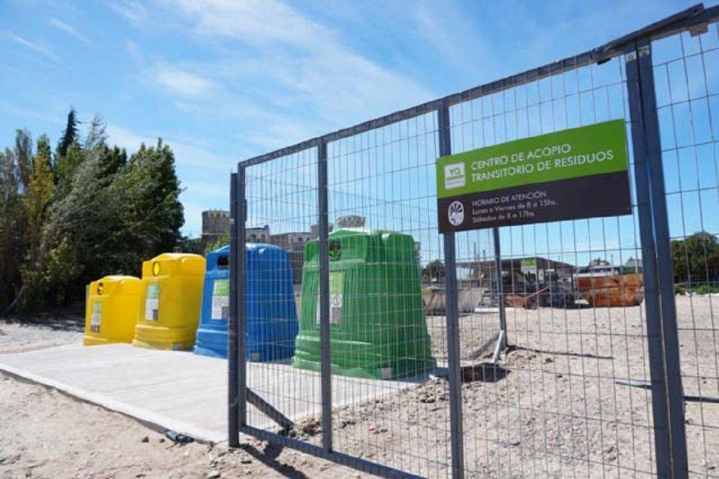 Los vecinos podrán acercar los residuos generados el día lunes 3/05 en el horario habitual de 8 a 17 hs.