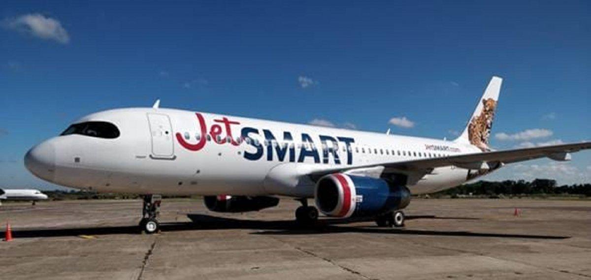 El intendente Luque mantuvo un encuentro con el CEO de Jet Smart para gestionar que la aerolínea llegue al aeropuerto de Comodoro.