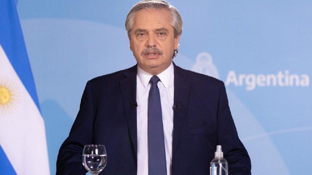 Fernández confirmó que continúan las medidas actuales hasta el 21 de mayo