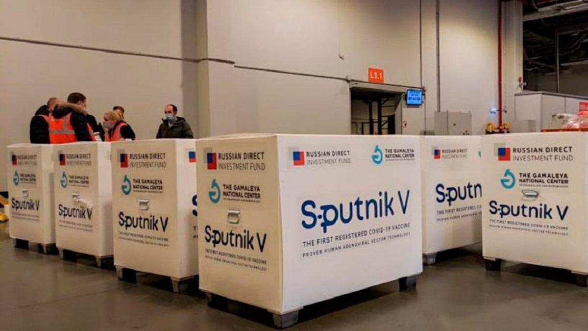 Covid en Argentina: Aterrizó el vuelo con 765.545 dosis de la vacuna Sputnik V.