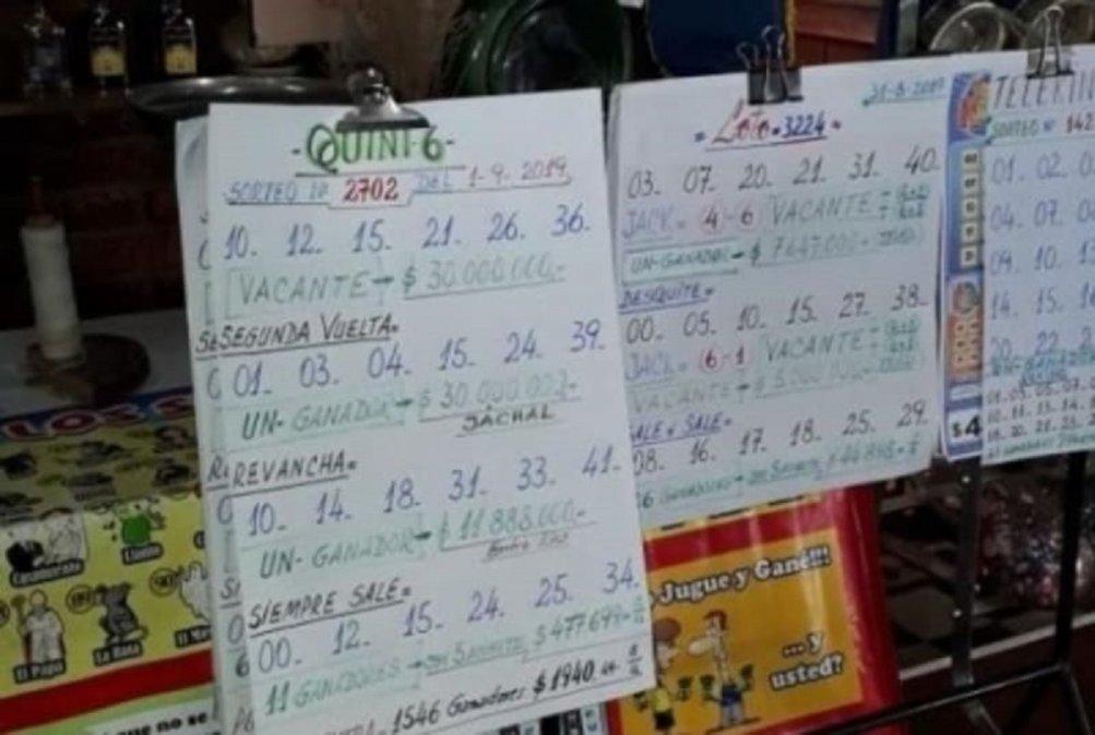 Una mujer ganó 172 millones pero no puede cobrarlos por estar aislada con Covid (Imagen ilustrativa).