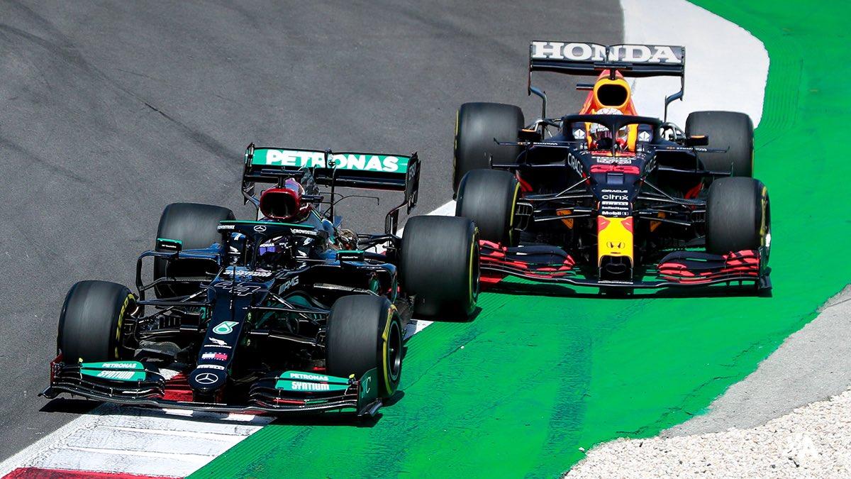 Fórmula 1: Lewis Hamilton ganó el Gran Premio de Portugal.
