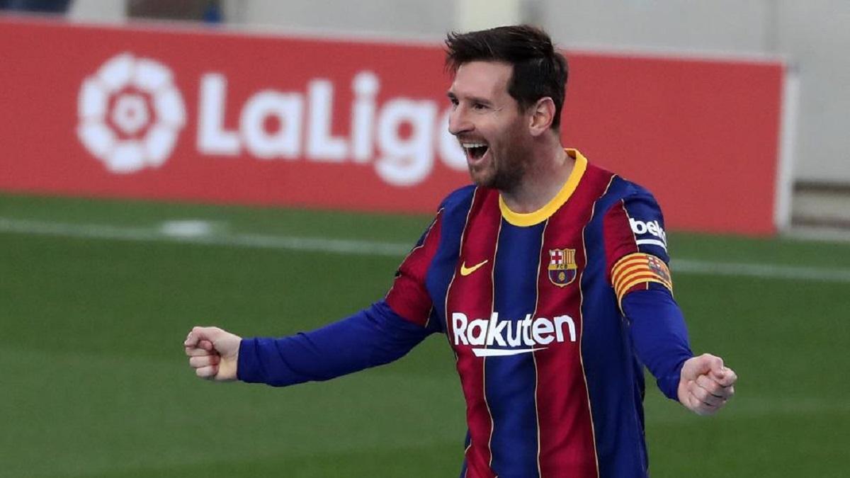 Con el doblete ante Barcelona