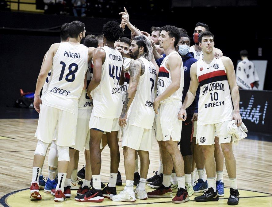 San Lorenzo venció a San Martín y jugara su quinta final consecutiva.