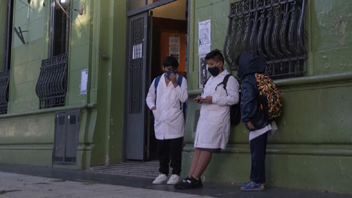 La decisión de continuar con las clases presenciales en Ciudad generó gran disputa entre el gobierno de la Nación y Horacio Rodríguez Larreta.