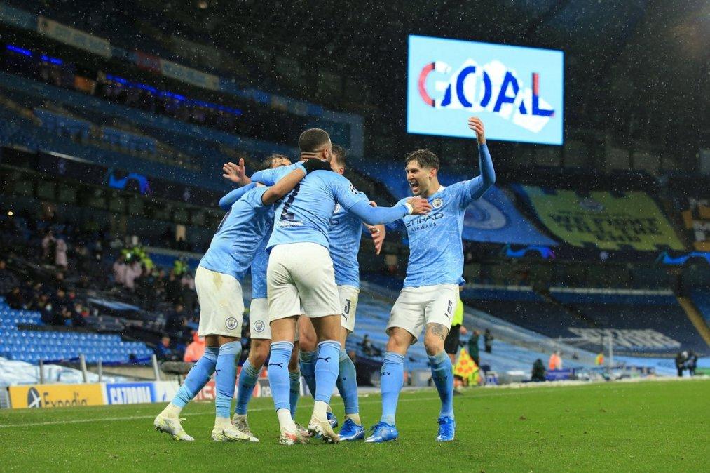Manchester City le volvió a ganar al PSG y jugará la final.