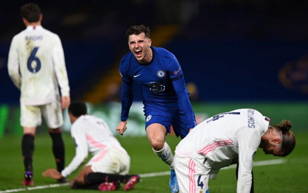 Chelsea ganó 2-0 la vuelta y jugará la final contra el Manchester City.