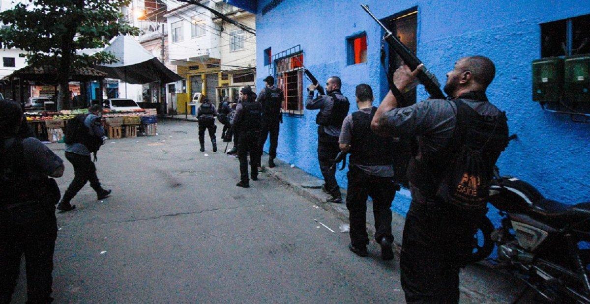Ya son 29 los muertos por el operativo policial en una favela de Río De Janeiro. Foto: REUTERS/Ricardo Moraes