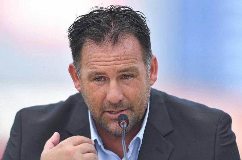 Dabove estuvo a cargo del plantel de San Lorenzo por menos de cuatro meses.