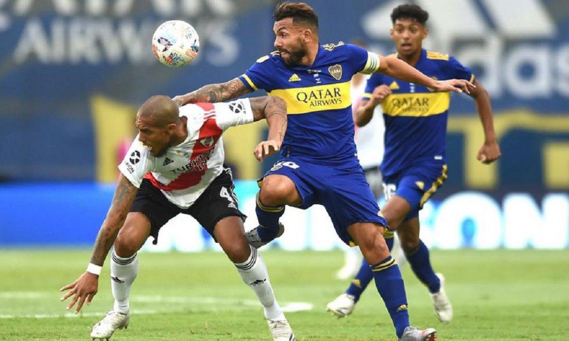Boca y River se verán las caras en La Bombonera por los cuartos de final.
