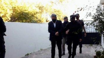 Cisterna, Pagani y Bortagaray quedaron detenidos