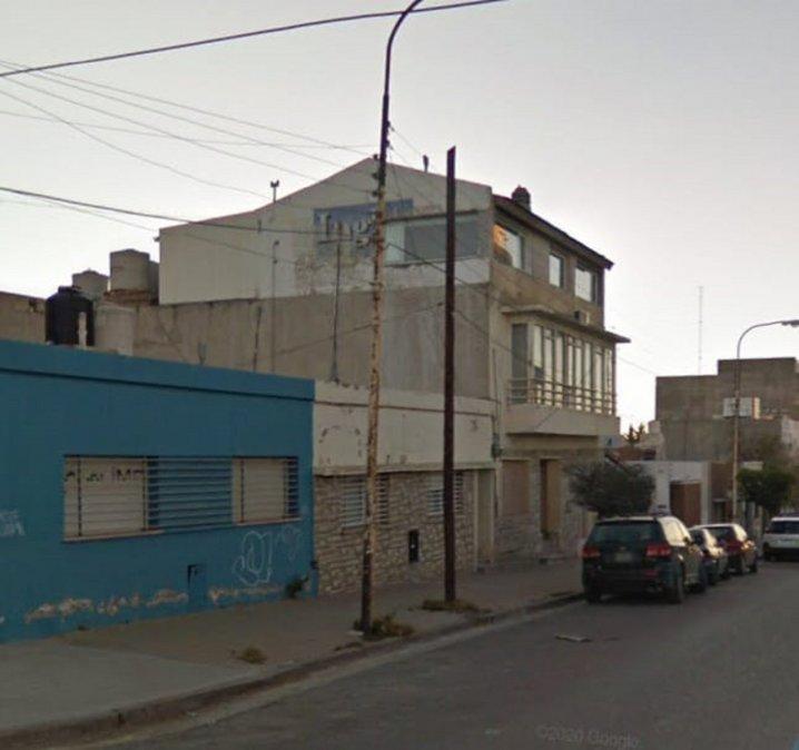 Balearon a un hombre en Urquiza y Dorrego.