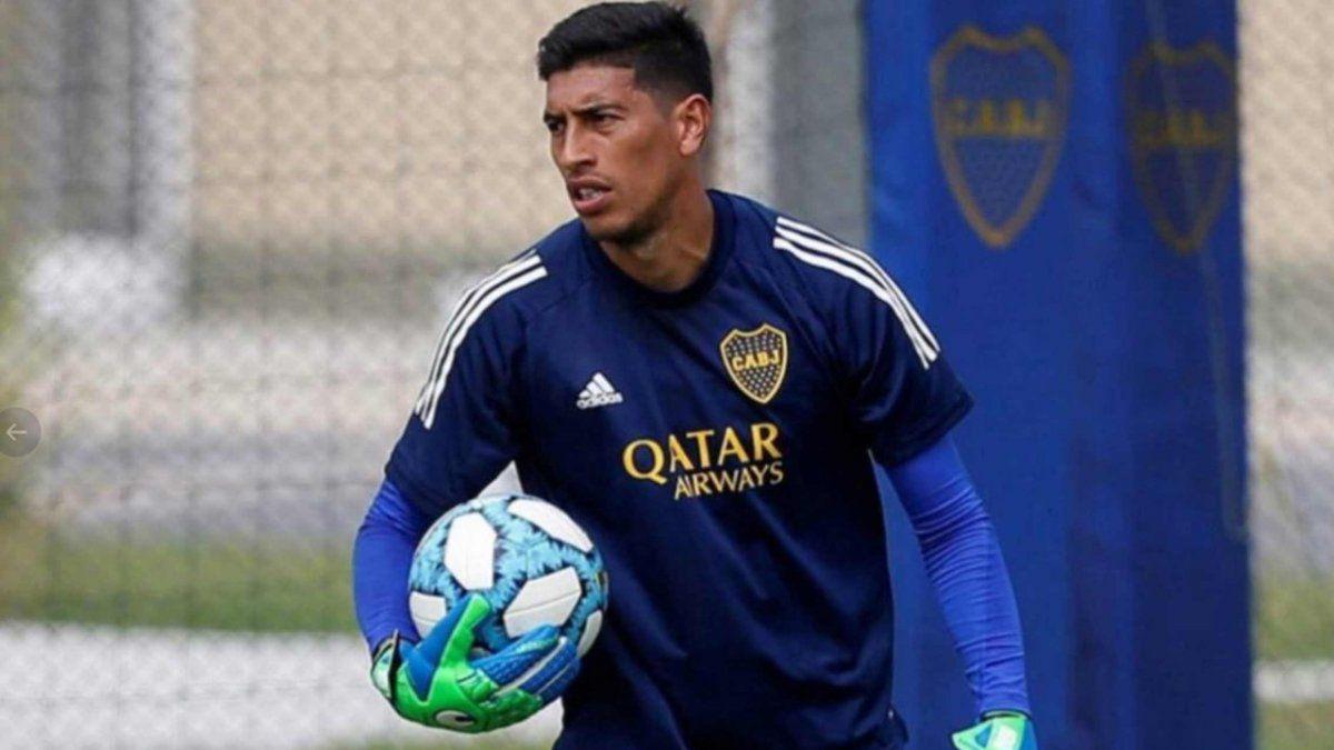 Andrada volvió a Argentina tras cumplir el aislamiento en Ecuador.