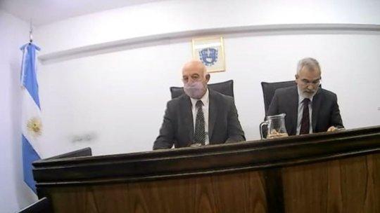 Alcalá fue condenado a prisión perpetua por el femicidio de Lorena Piedra