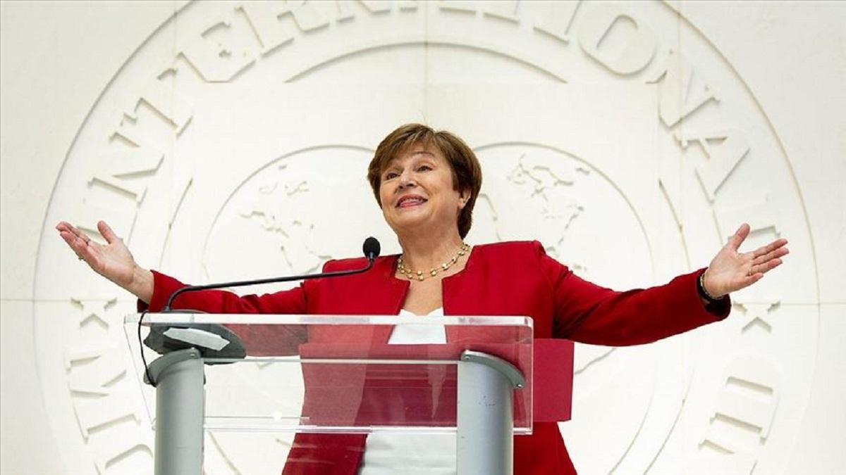 Georgievadestacó que continuará trabajandoen un programa respaldado por el FMI que puede ayudar a Argentina.