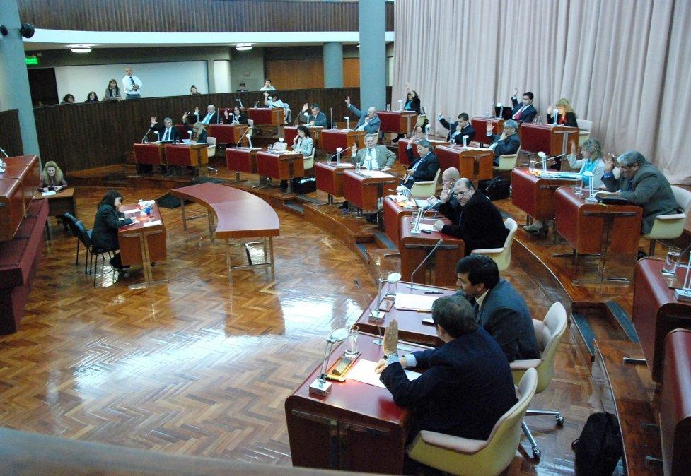 La Legislatura no podrá tratar el proyecto de zonificación minera durante el juicio.