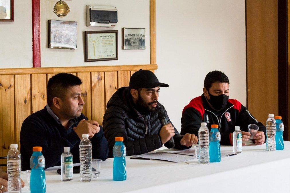 Convenio entre la SCPL y Huracán para cobrar la cuota social.