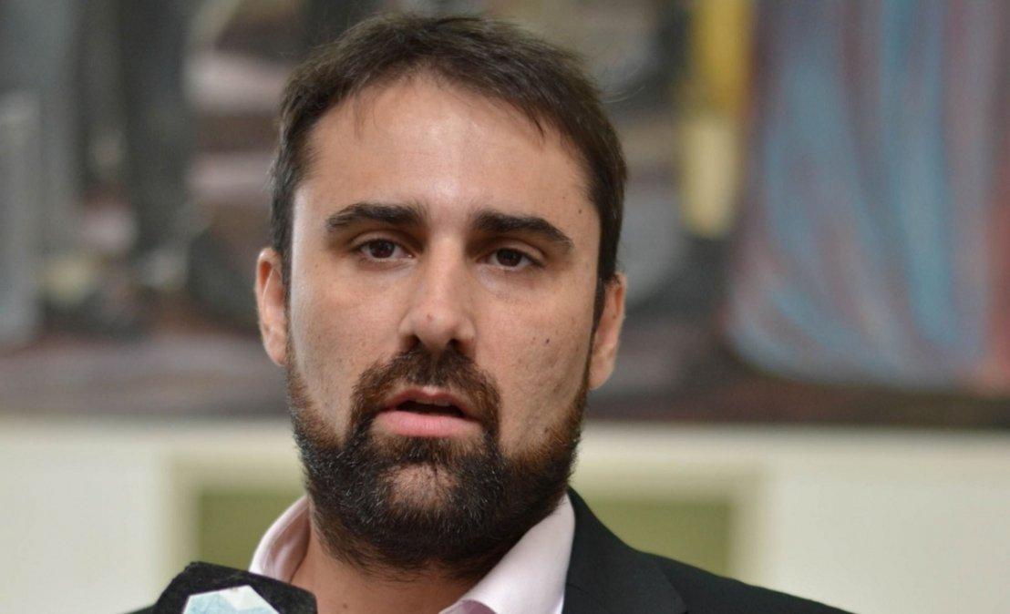 Leandro Cavaco defendió elproyecto de ley para el desarrollo productivo de cannabis para uso medicinal y terapéutico en la provincia.