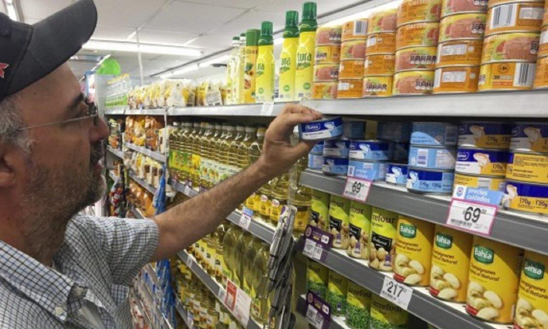 La inflación de agosto fue la más baja del año