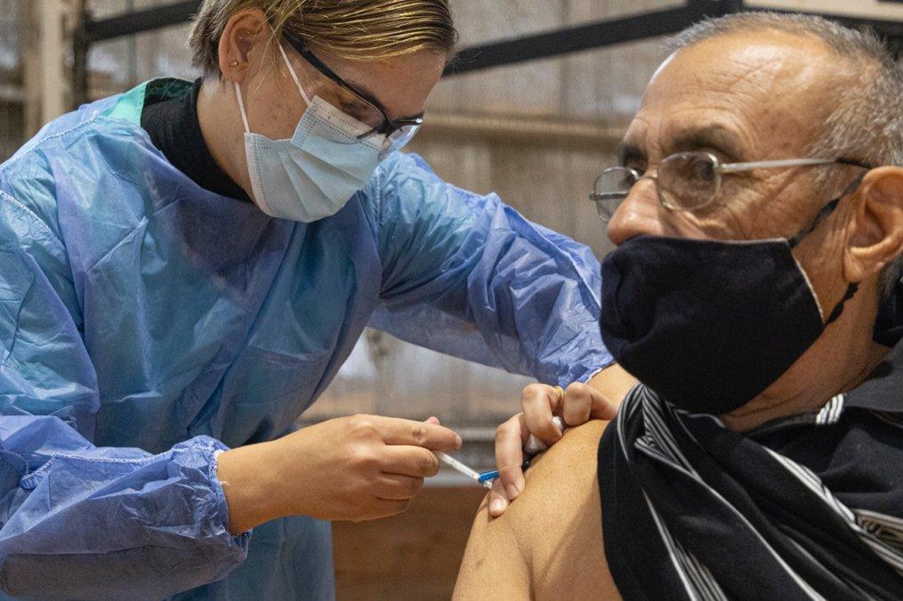 Argentina superó las 14 millones de dosis de vacunas aplicadas