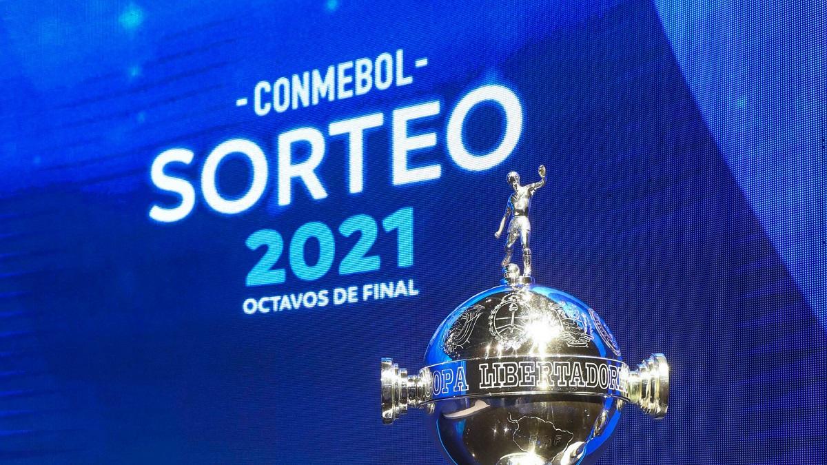 Quedaron definidos los cruces de octavos de final de la Copa Libertadores.