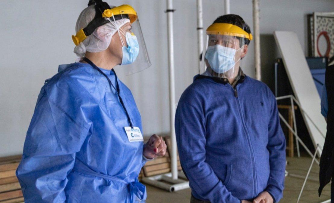 Coronavirus en Argentina: Se registraron 16.415 nuevos casos y 347 muertes