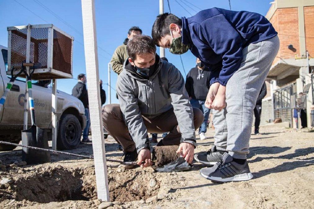 El Municipio intensifica su política ambiental con el lanzamiento de Vivamos Comodoro Más Limpio