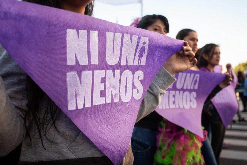 Convocan a un cartelazo por un nuevo aniversario de Ni Una Menos.