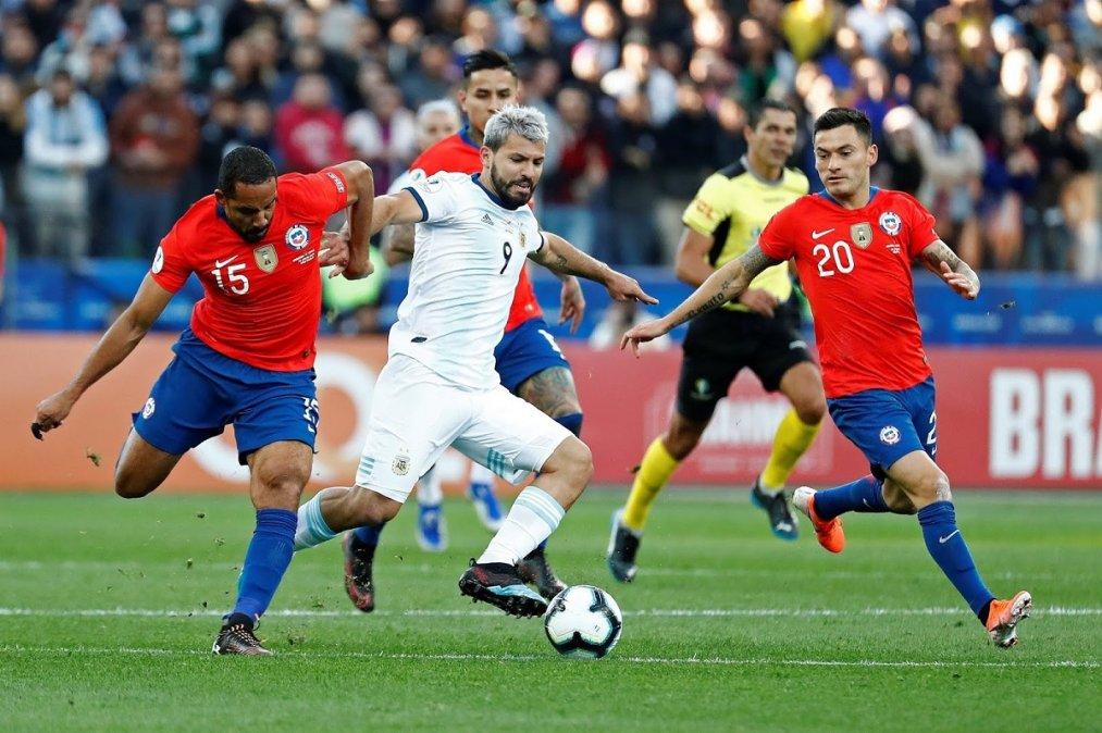 En la Copa América del 2019