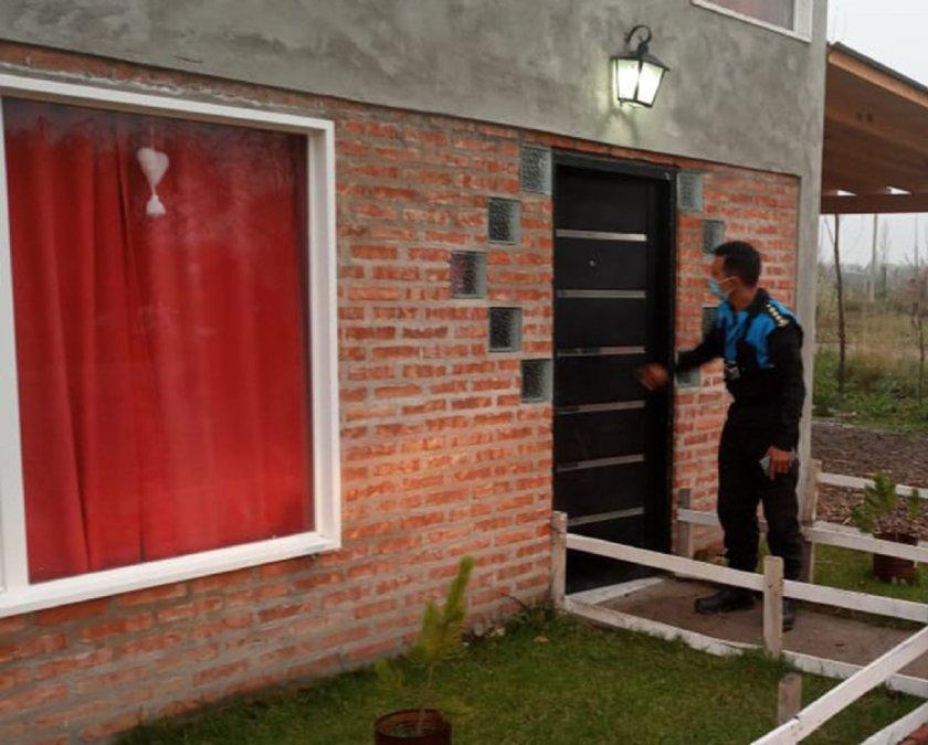 Policía de Gaiman truchó comisiones y se robó 600 mil pesos