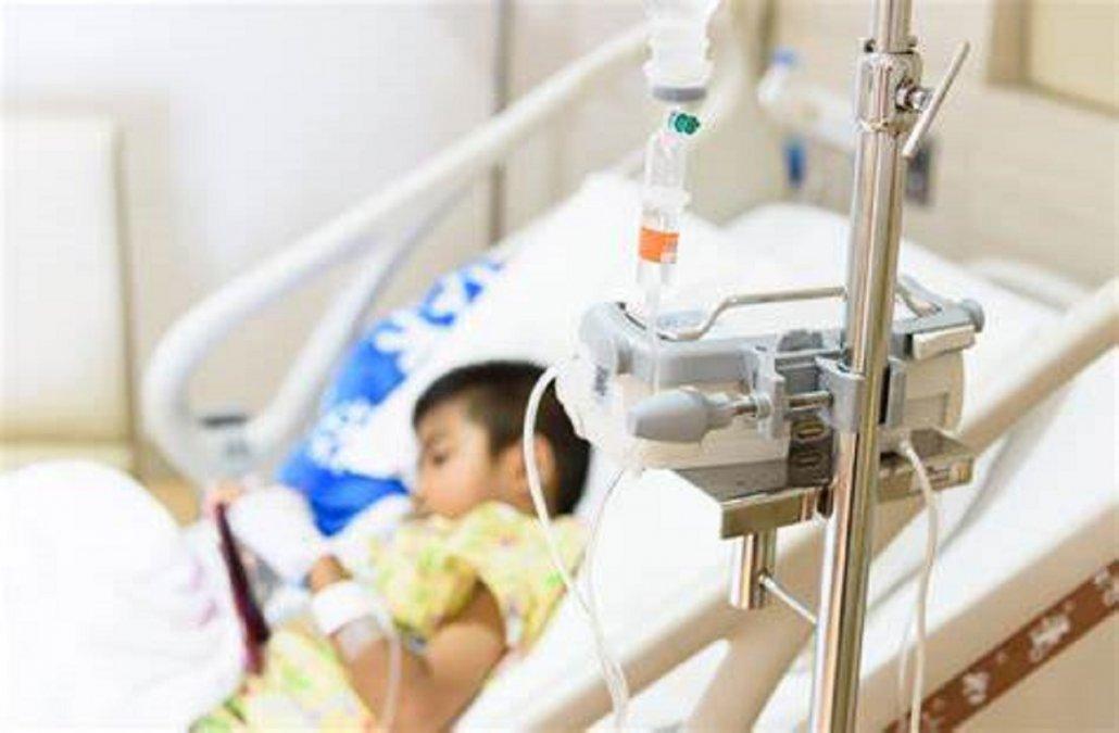 Internaron en Esquel a un niño de 7 años con Síndrome de Kawasaki. Foto Ilustrativa.