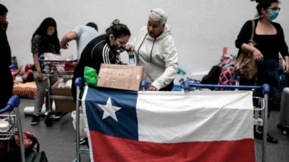 Chile se encuentra al borde del colapso sanitario