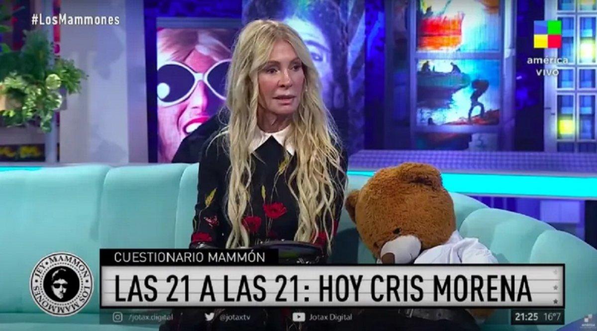 Jey Mammón le preguntó a Cris Morena si haría la remake de Jugate Conmigo a lo que ella respondió que sí.