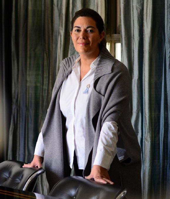 Ana Clara Romero: Ayer la brecha entre las vacunas que llegan y las que se colocan fue de 48.000 dosis