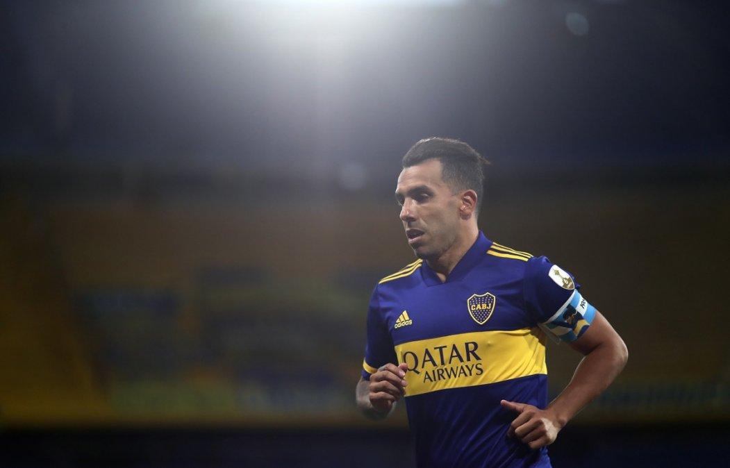 Carlos Tevez anunció su salida de Boca.