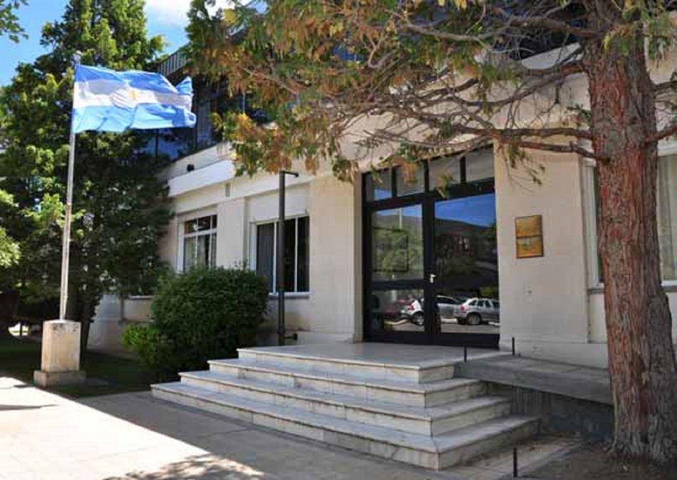 El Juzgado Civil de Rawson suspende los términos procesales por casos de COVID