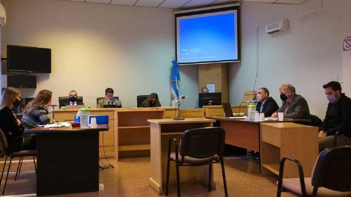 El hijo del ex intendente de Trevelin fue declarado culpable de abuso con acceso carnal a una menor. Foto: Ministerio Público Fiscal